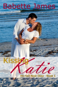 kissing katie